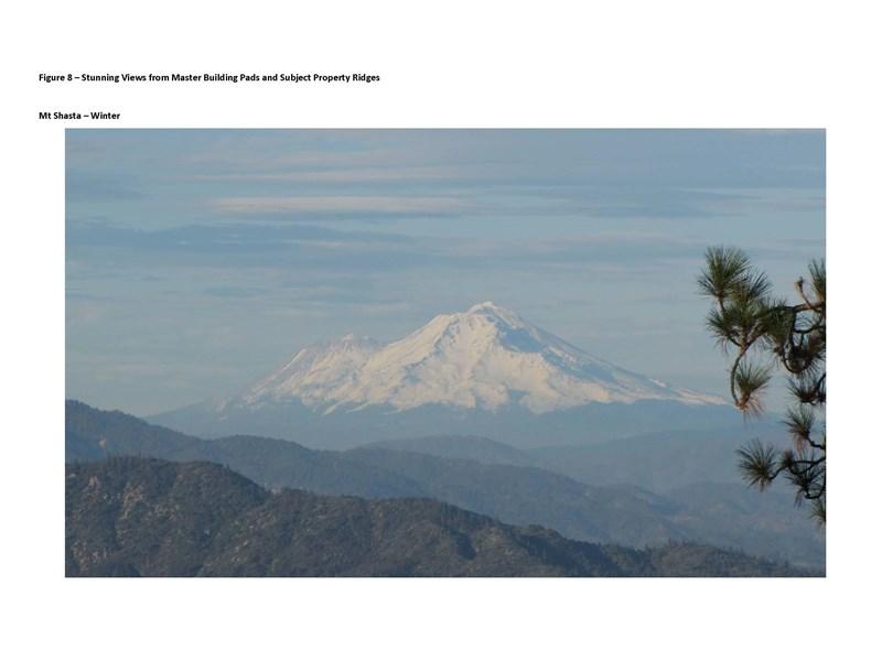 Mt. Shasta Winter